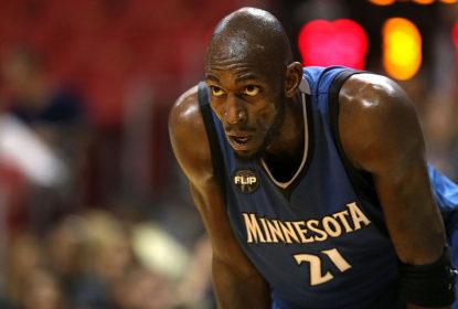 """Kevin Garnett lidera grupo """"seriamente interessado"""" em comprar o Minnesota Timberwolves - The Playoffs"""