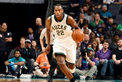 Khris Middleton defende uso de máscara na 'bolha' - The Playoffs