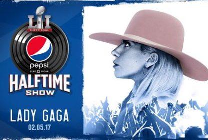 Em rede social, Lady Gaga confirma que fará Show do Intervalo do Super Bowl LI - The Playoffs
