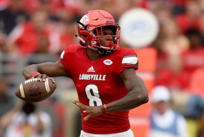 Louisville vai aposentar camisa 8 de Lamar Jackson - The Playoffs
