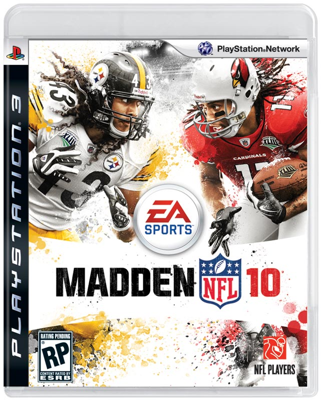 Madden Cover 2010
