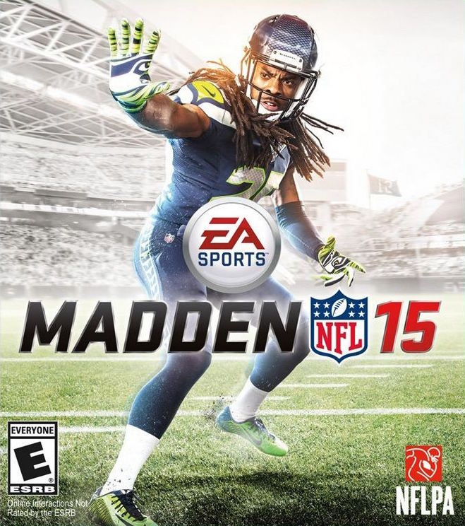 Madden Cover 2015