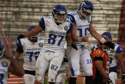 Recife Mariners derrota Ufersa Petroleiros