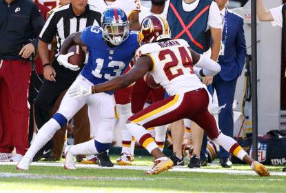 Redskins venceram os Giants por 29 a 27