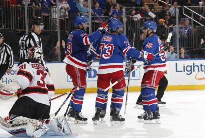 Rangers batem Devils com show de Brandon Pirri - The Playoffs
