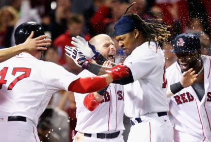 Red Sox conquistam virada heroica na última entrada e vencem Yankees - The Playoffs