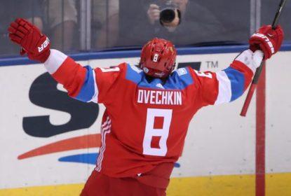 Rússia vence Finlândia e carimba vaga para as semifinais da Copa do Mundo - The Playoffs