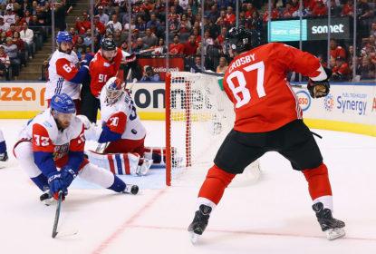 Com show de Crosby, Canadá detona República Checa na abertura da Copa do Mundo de Hóquei - The Playoffs