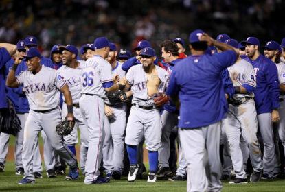 Rangers vencem A's, conquistam divisão e vaga nos playoffs da MLB - The Playoffs