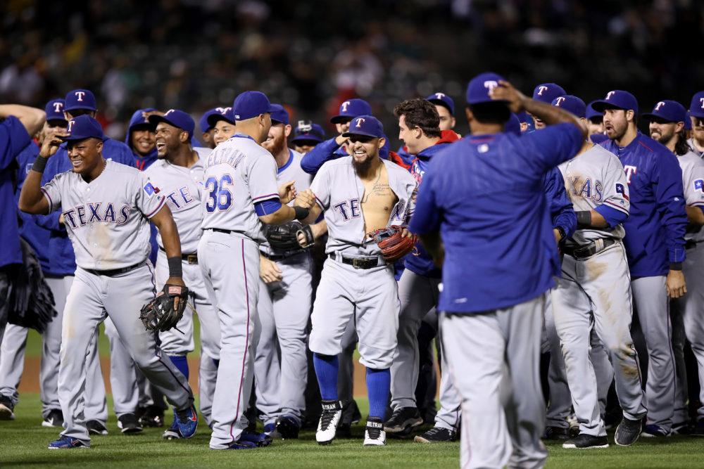 PRÉVIA  Como vem a Divisão Oeste da Liga Americana da MLB em 2017 0790bec11ae