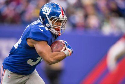 Shane Vereen é ativado e pode atuar contra Cowboys no domingo - The Playoffs