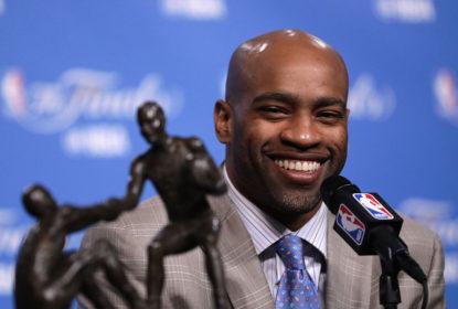 Vince Carter ainda não pensa em se aposentar do basquete - The Playoffs