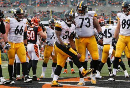 """Para DeAngelo Williams, rivalidade entre Bengals e Steelers é """"ódio profissional"""" - The Playoffs"""