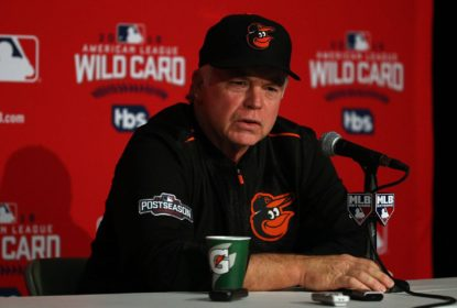 Após eliminação dos Orioles, Buck Showalter diz que Zach Britton estava disponível - The Playoffs