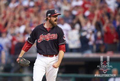 Andrew Miller espera que introdução de 'play clock' não seja um problema na MLB - The Playoffs