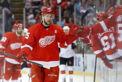 Com direito a hat trick, Detroit Red Wings derrota Ottawa Senators - The Playoffs