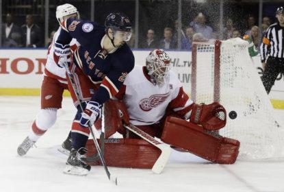 De virada, Detroit Red Wings vence New York Rangers - The Playoffs