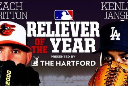 Prêmio de melhor reliever sai para Britton e Jansen - The Playoffs