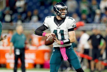 Carson Wentz está liberado para jogar domingo contra os Colts - The Playoffs