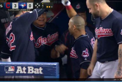 O Cleveland Indians está na World Series - The Playoffs