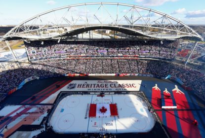 Edmonton Oilers vence Heritage Classic contra o Winnipeg Jets - The Playoffs