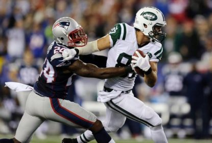 Eric Decker assina contrato de um ano com New England Patriots - The Playoffs
