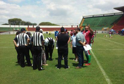 Jogo não termina e Lusa Lions e Tubarões do Cerrado segue indefinido - The Playoffs