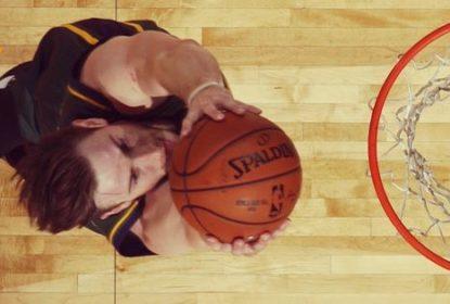 Gordon Hayward sofre lesão e é desfalque certo para o Utah Jazz - The Playoffs
