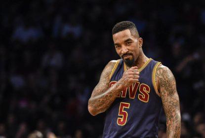 J.R. Smith e Cleveland Cavaliers fecham contrato de US$57 milhões e 4 anos - The Playoffs