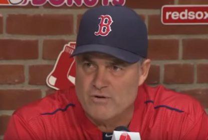 John Farrell não será manager do Boston Red Sox na próxima temporada - The Playoffs