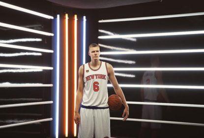 Porzingis diz estar pronto para ser o principal jogador dos Knicks - The Playoffs