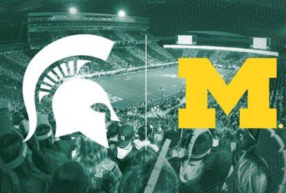 [PRÉVIA] A Batalha de Michigan e mais 5 grandes jogos do college football - The Playoffs