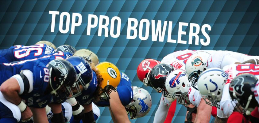 Lista do Zarpa - Jogadores que mais vezes foram ao Pro Bowl