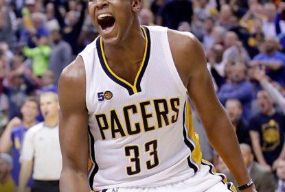 NBA permite exceção e Myles Turner é o campeão de tocos da temporada - The Playoffs