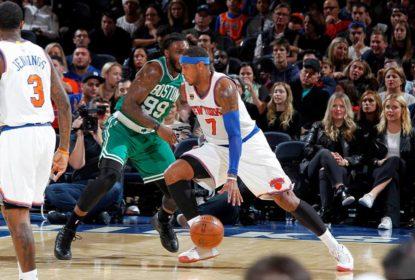 Boston Celtics mostra capacidade no perímetro e vence New York Knicks - The Playoffs
