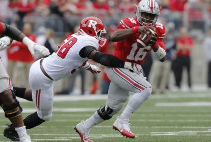 J.T. Barrett seguirá no comando do ataque de Ohio State - The Playoffs