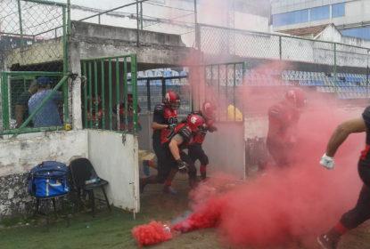 Flamengo FA vence Botafogo Reptiles e chega à final de conferência na Superliga Nacional - The Playoffs