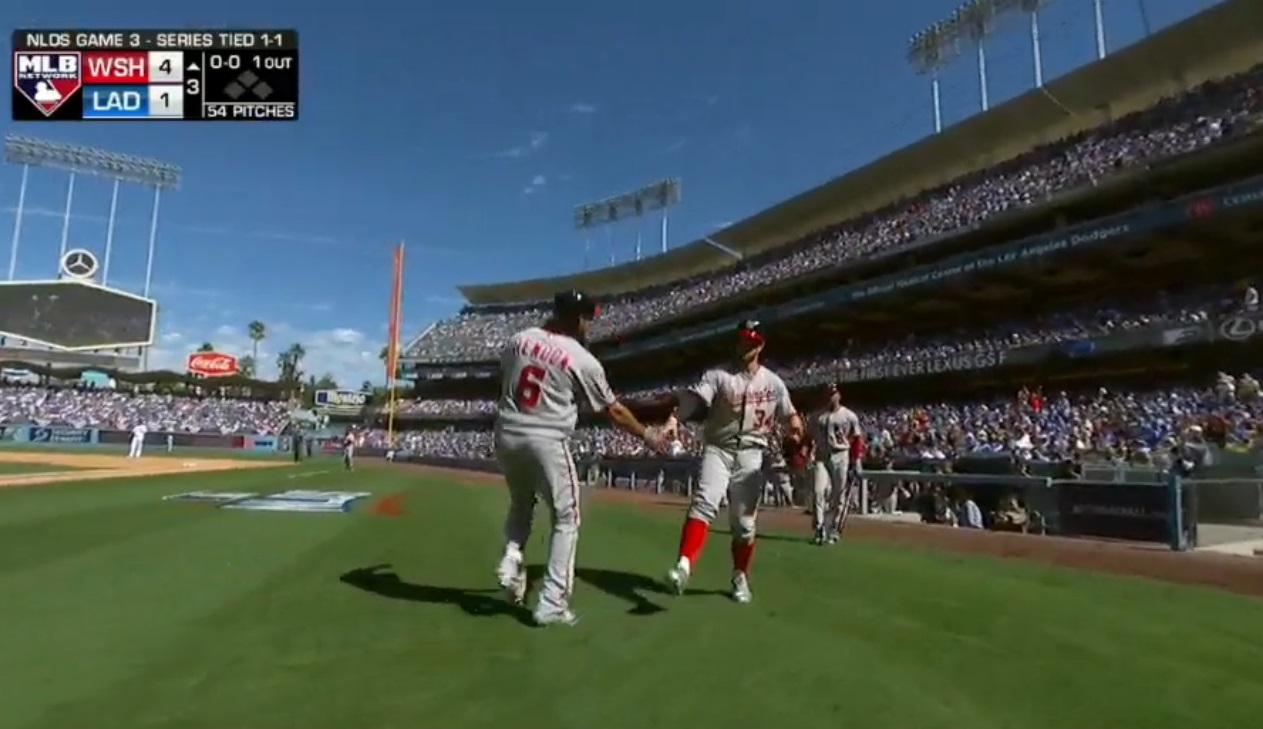 Anthony Rendon Nationals Dodgers MLB