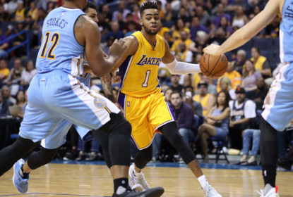 Russell brilha e Lakers batem os Nuggets - The Playoffs