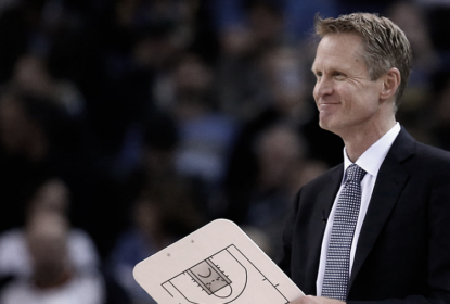 Steve Kerr ainda é dúvida para as finais da NBA - The Playoffs