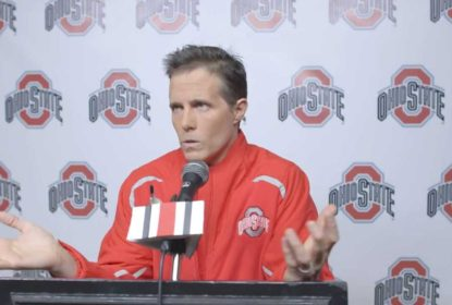 Após alegações de acobertar violência doméstica, Meyer é afastado do cargo de head coach de Ohio State - The Playoffs