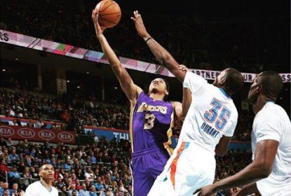 Dispensado pelos Lakers, Anthony Brown é a primeira escolha no Draft da D-League - The Playoffs