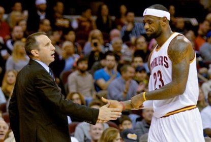David Blatt se pronuncia sobre Cavs e LeBron James - The Playoffs