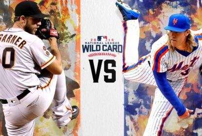 [PRÉVIA] Playoffs da MLB: Wild Card da liga Nacional | Giants @ Mets - The Playoffs