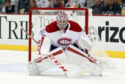 Carey Price é cortado da estreia do Montreal Canadiens na temporada da NHL - The Playoffs