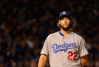 Clayton Kershaw é confirmado no jogo 1 da World Series - The Playoffs