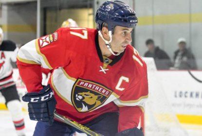Derek MacKenzie é nomeado capitão do Florida Panthers - The Playoffs