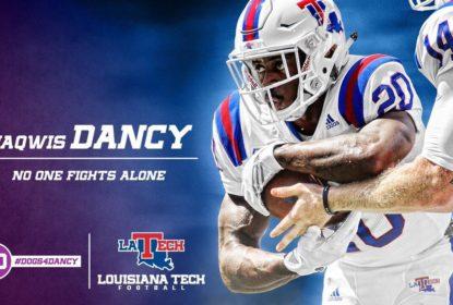 Jogador de Louisiana Tech é diagnosticado com câncer - The Playoffs