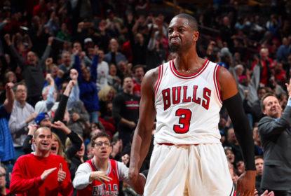 Bulls mantêm a liderança o jogo inteiro e vencem os Celtics - The Playoffs