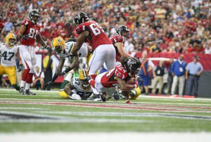 Com final eletrizante, Atlanta Falcons vence em casa Green Bay Packers - The Playoffs